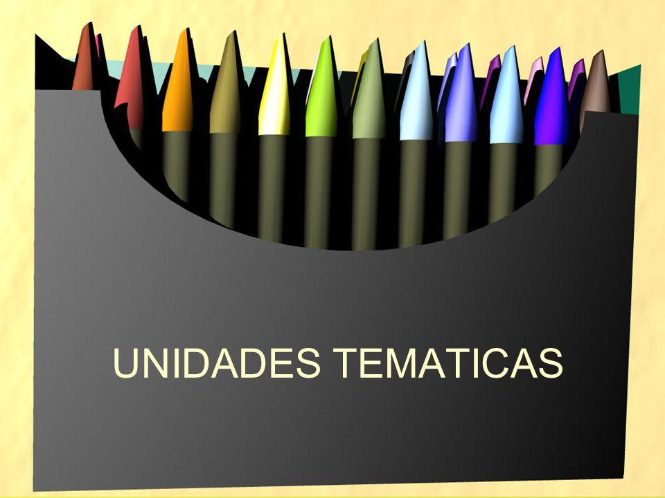 UNIDADES TEMATICAS