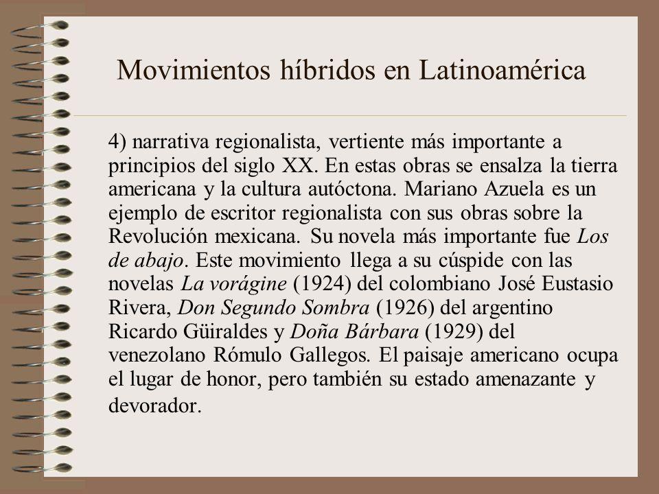 Movimientos híbridos en Latinoamérica
