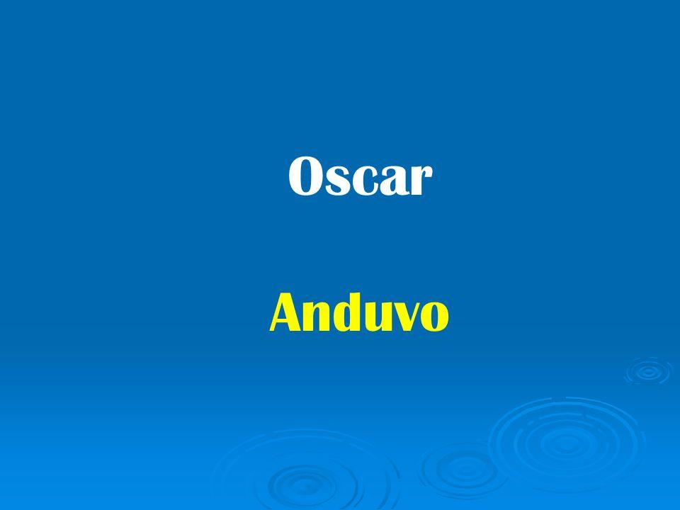 Oscar Anduvo
