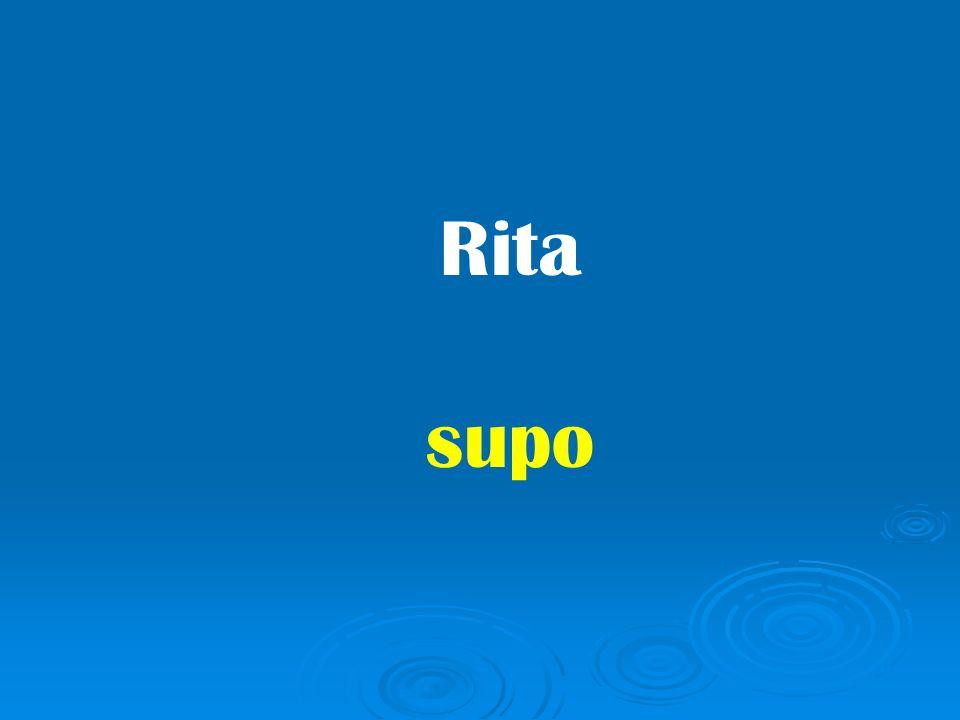 Rita supo