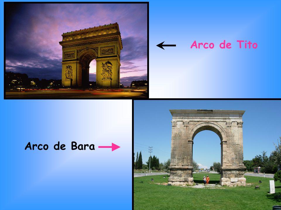 Arco de Tito Arco de Bara