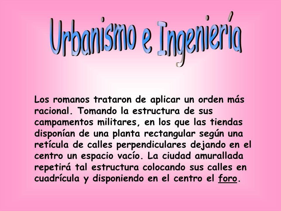 Urbanismo e Ingeniería