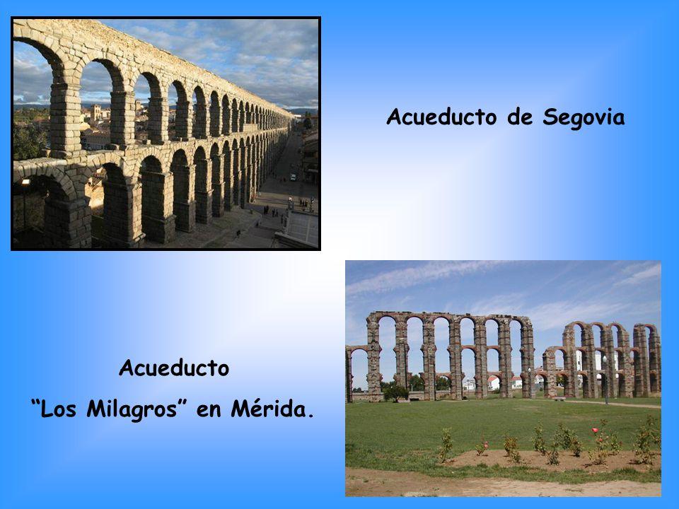 Los Milagros en Mérida.