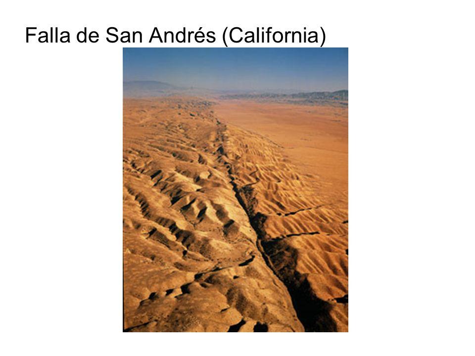 Falla de San Andrés (California)