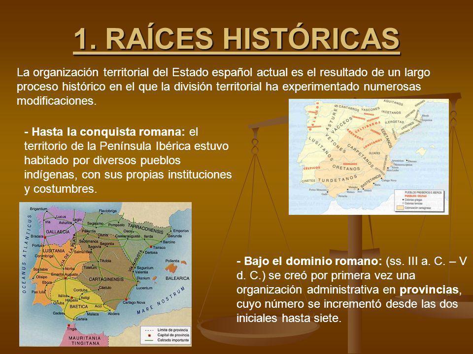 1. RAÍCES HISTÓRICAS