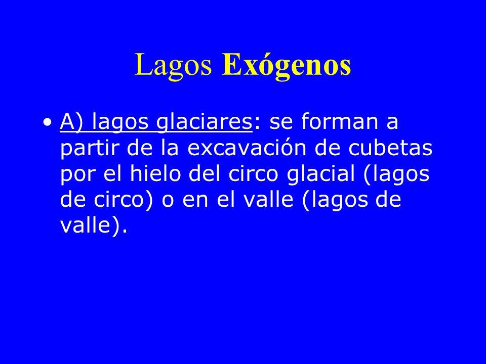 Lagos Exógenos