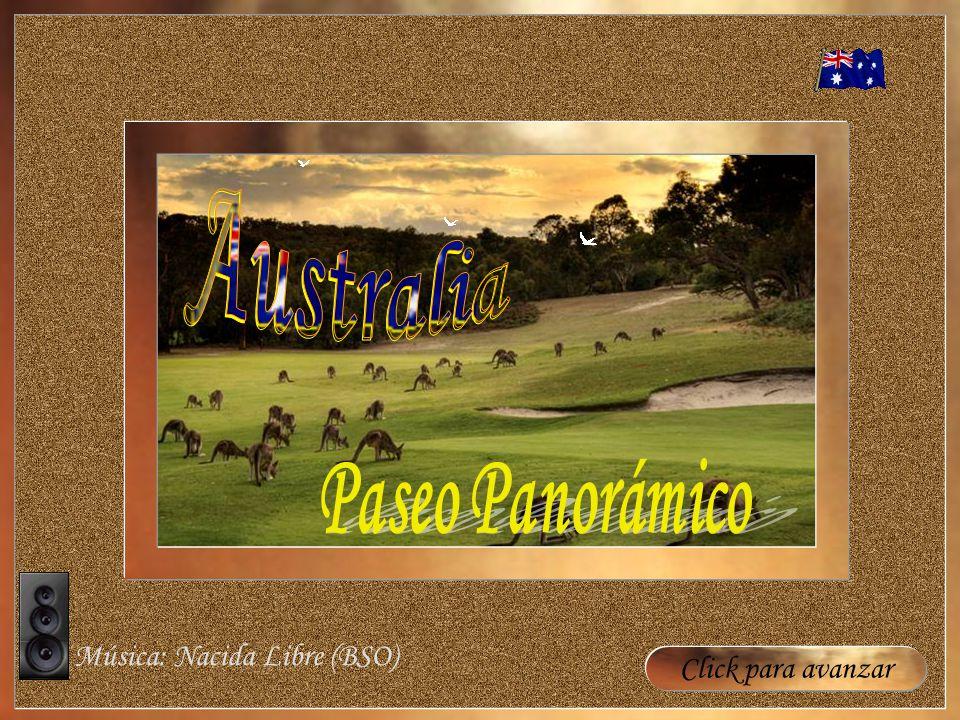 Australia Paseo Panorámico