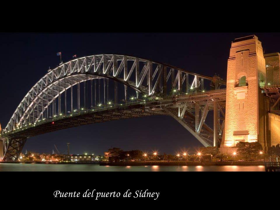 Puente del puerto de Sídney