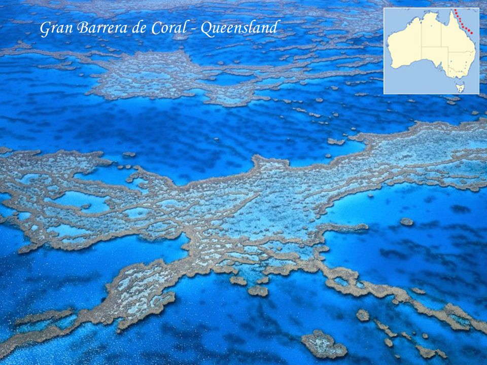 Gran Barrera de Coral - Queensland