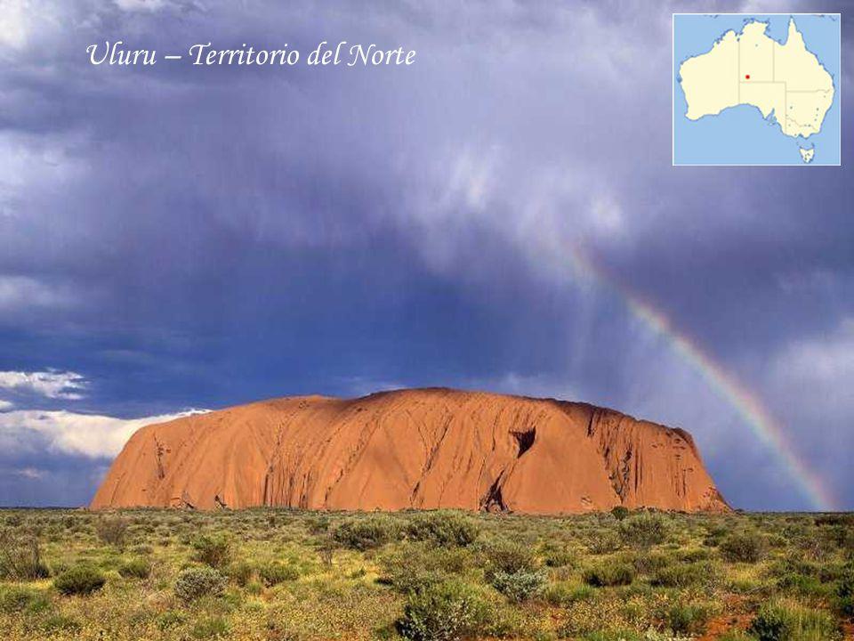 Uluru – Territorio del Norte
