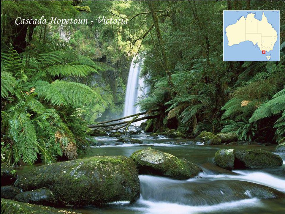Cascada Hopetoun - Victoria