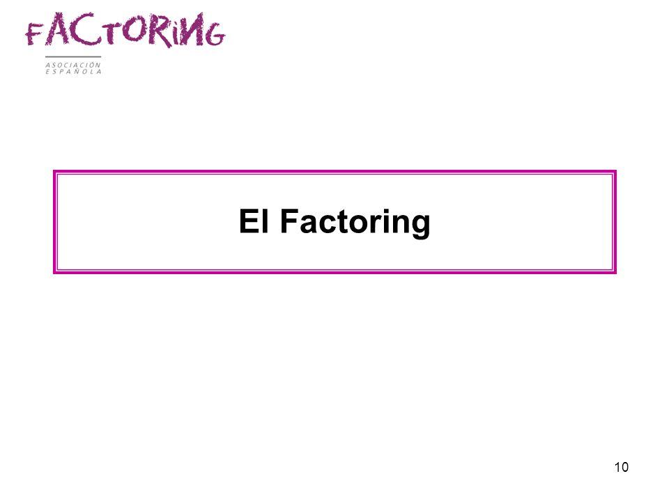 El Factoring