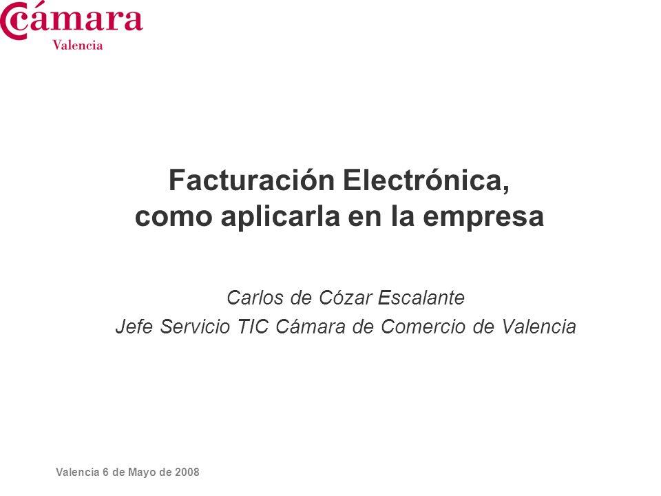 Facturación Electrónica, como aplicarla en la empresa