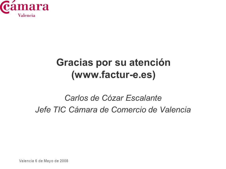 Gracias por su atención (www.factur-e.es)