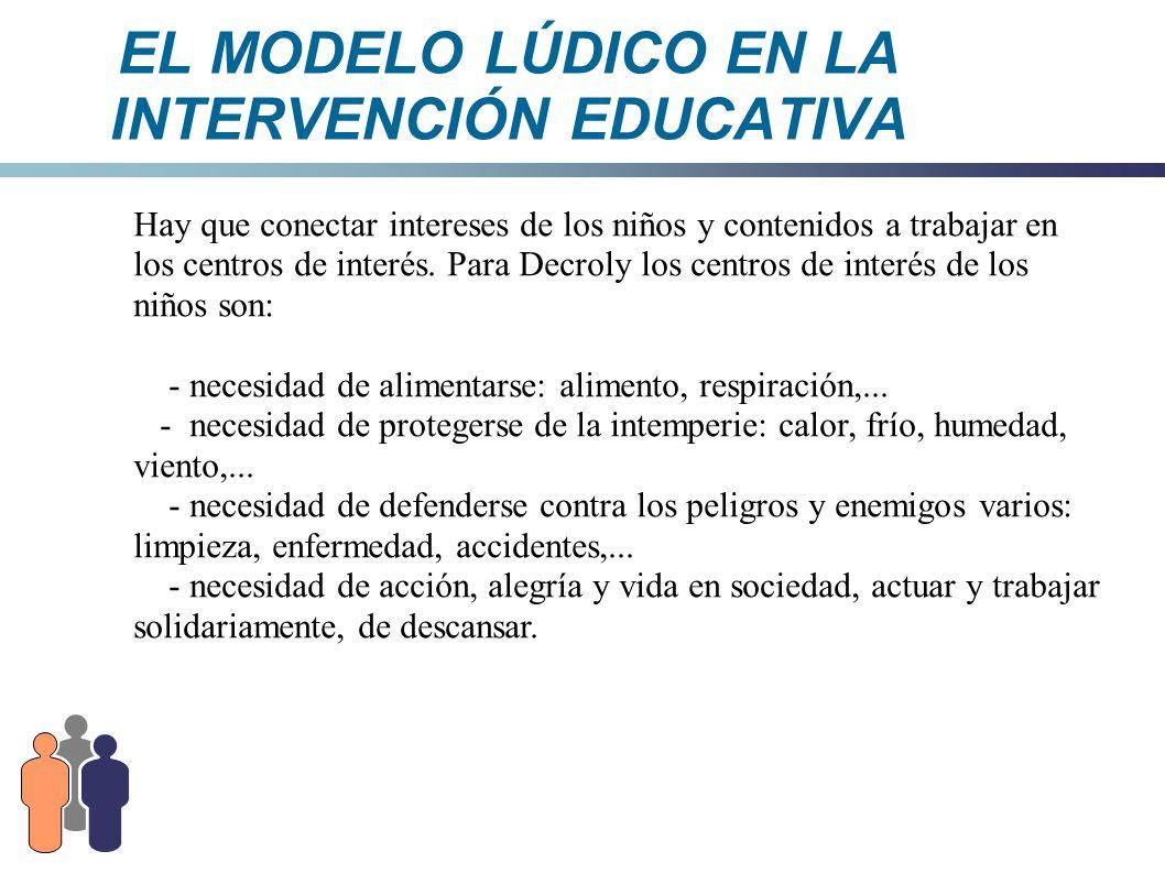 El modelo l dico en la intervenci n educativa ppt descargar for Accion educativa en el exterior