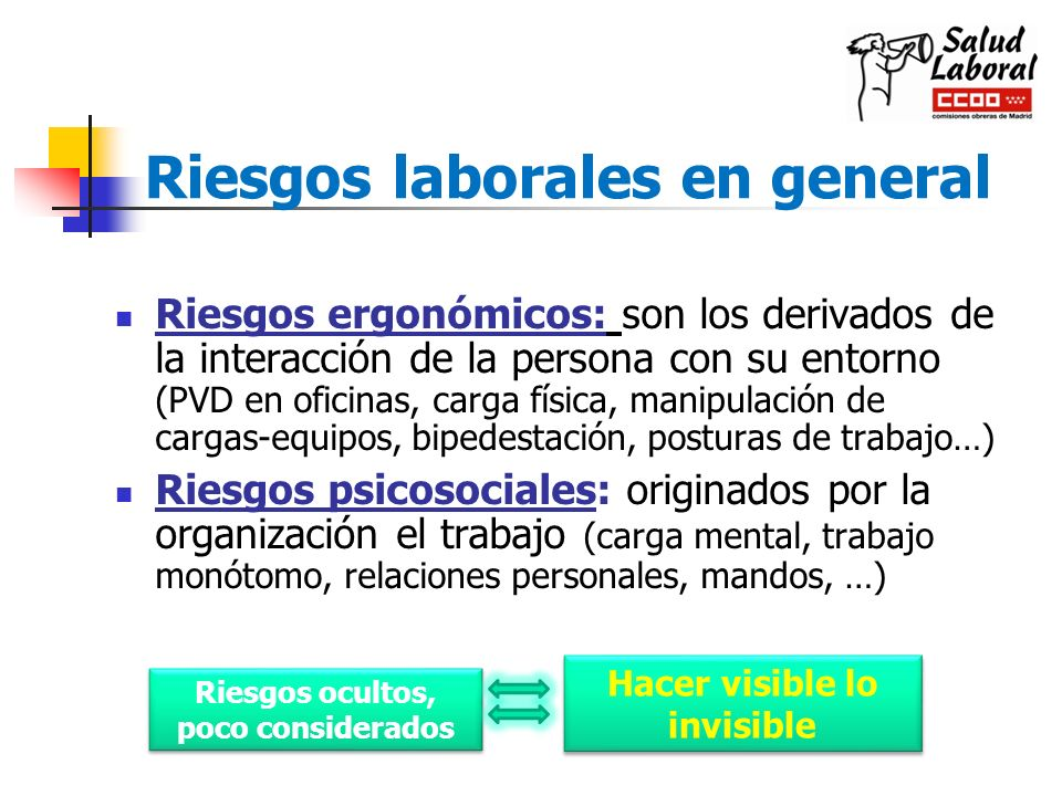 riesgos laborales gesti n administrativa ppt video