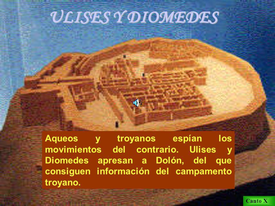 ULISES Y DIOMEDES
