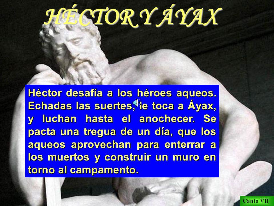 HÉCTOR Y ÁYAX