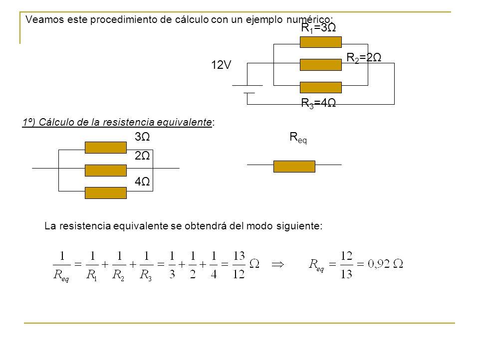 Veamos este procedimiento de cálculo con un ejemplo numérico: