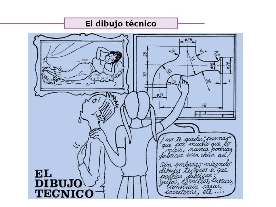 El dibujo técnico