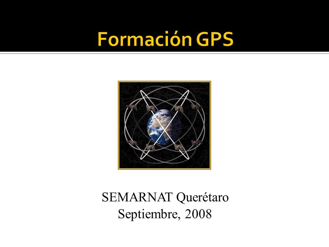 SEMARNAT Querétaro Septiembre, 2008