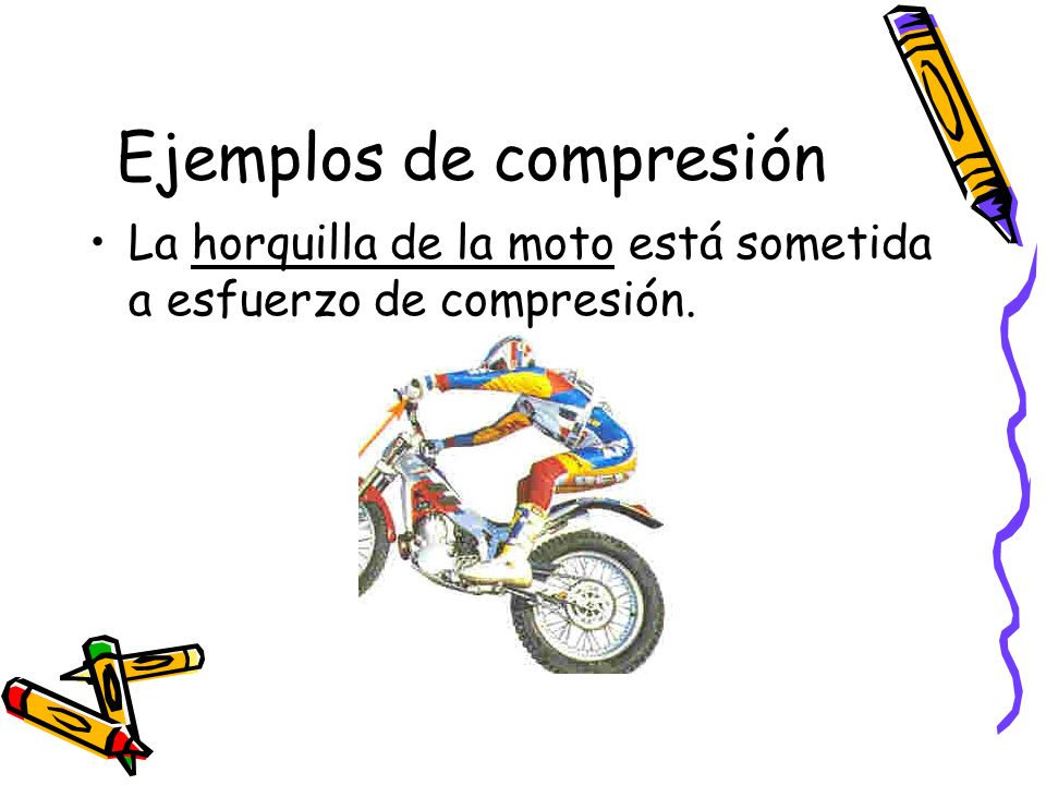 Ejemplos de compresión