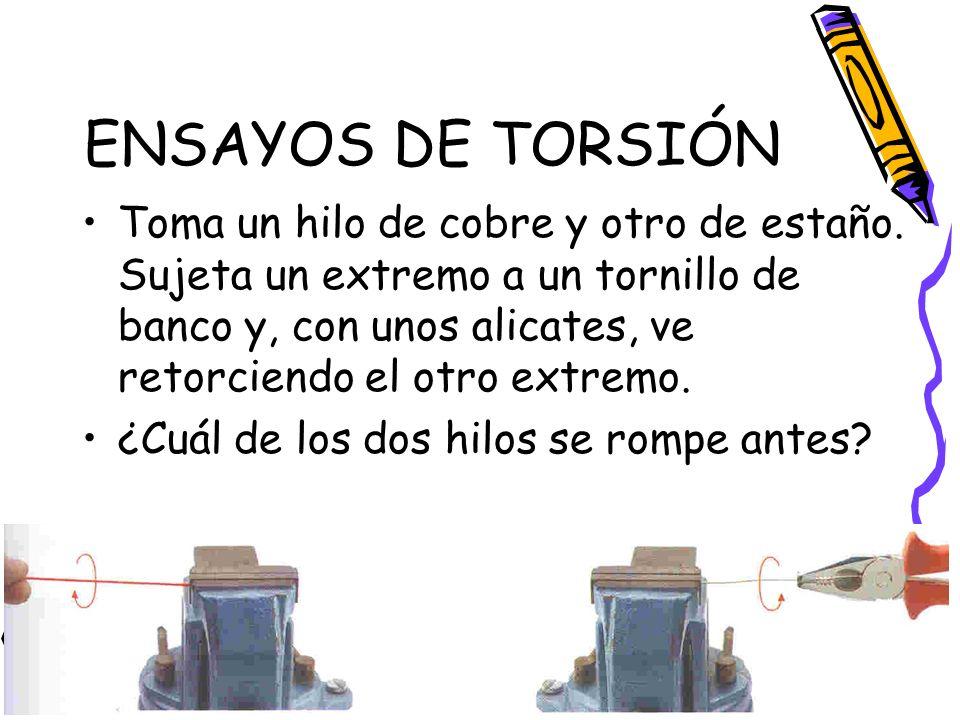 ENSAYOS DE TORSIÓN