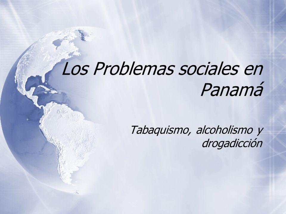 Los Problemas sociales en Panamá