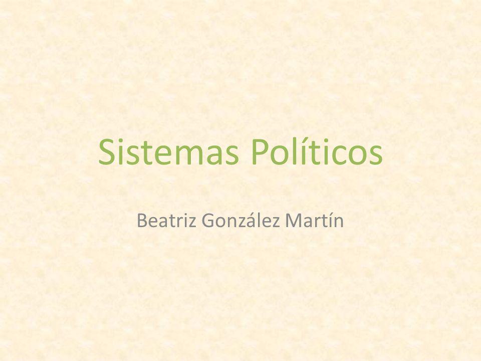 Beatriz González Martín