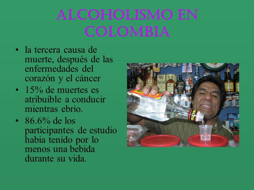 Alcoholismo en Colombia