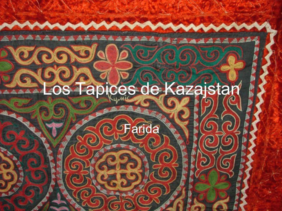 Los Tapices de Kazajstan