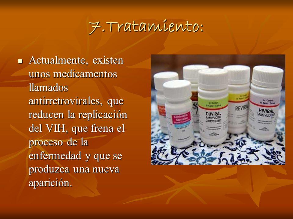 7.Tratamiento: