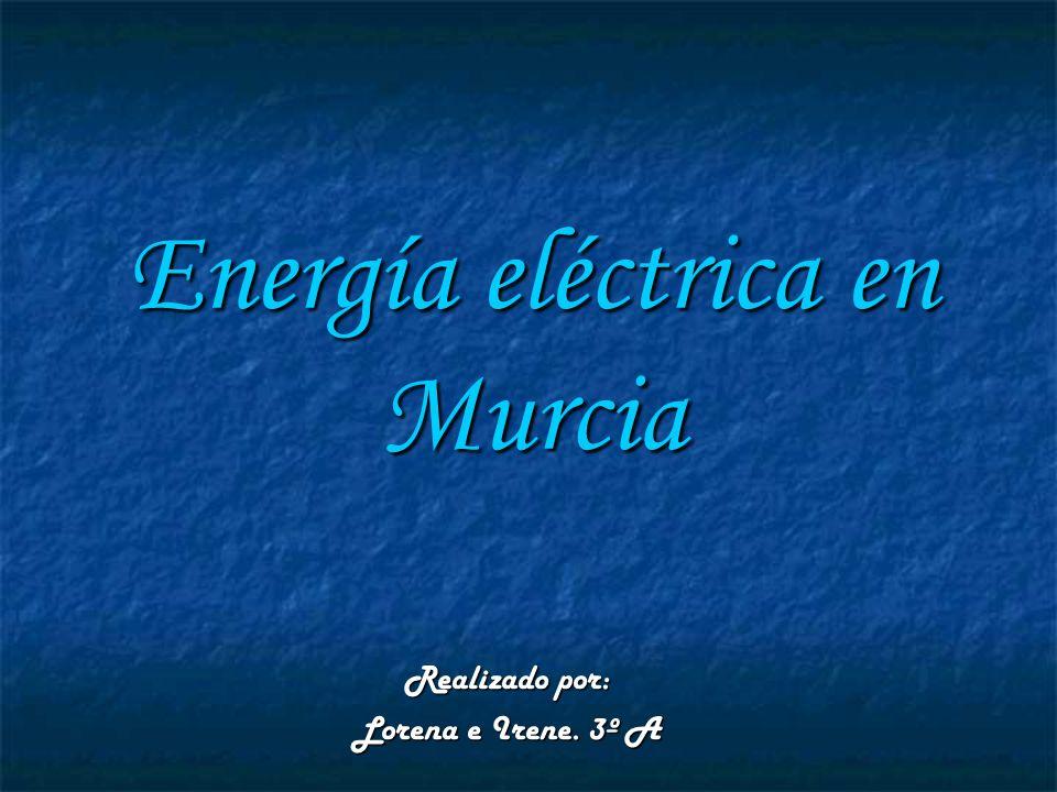 Energía eléctrica en Murcia