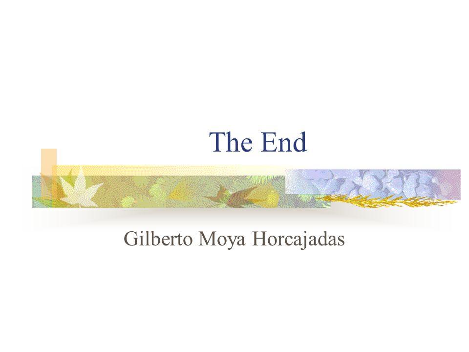 Gilberto Moya Horcajadas