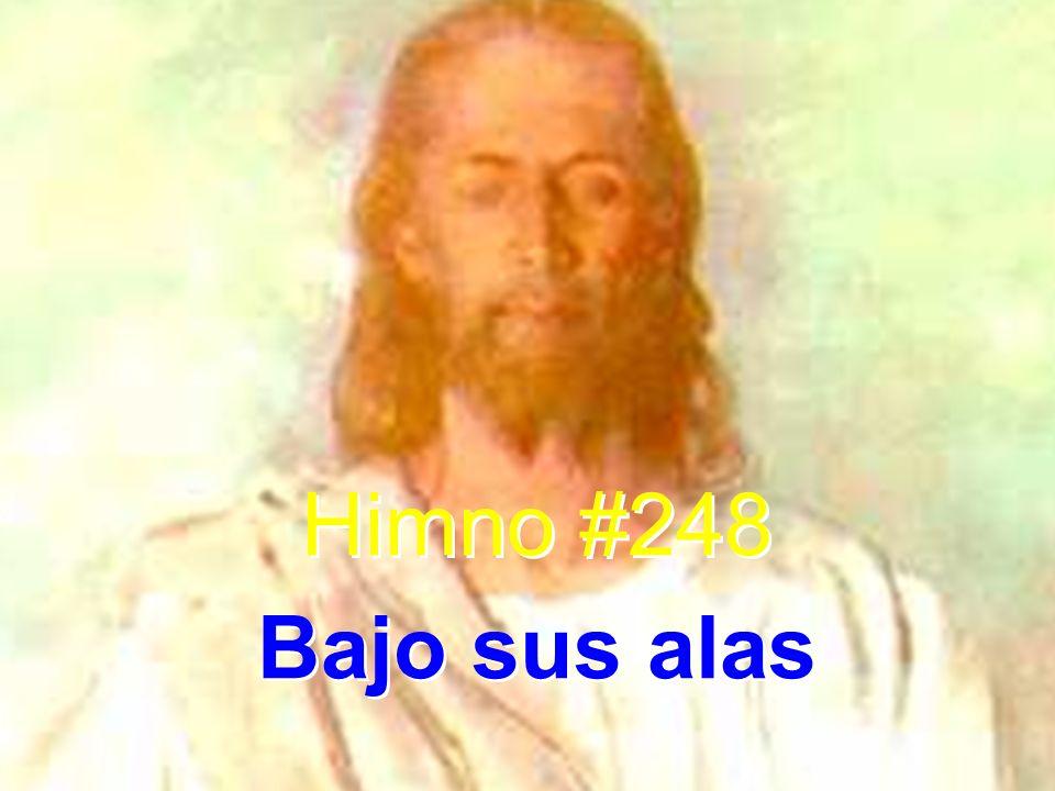 Himno #248 Bajo sus alas