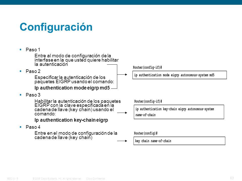 Configuración Paso 1. Entre al modo de configuración de la interfase en la que usted quiere habilitar la autenticación.