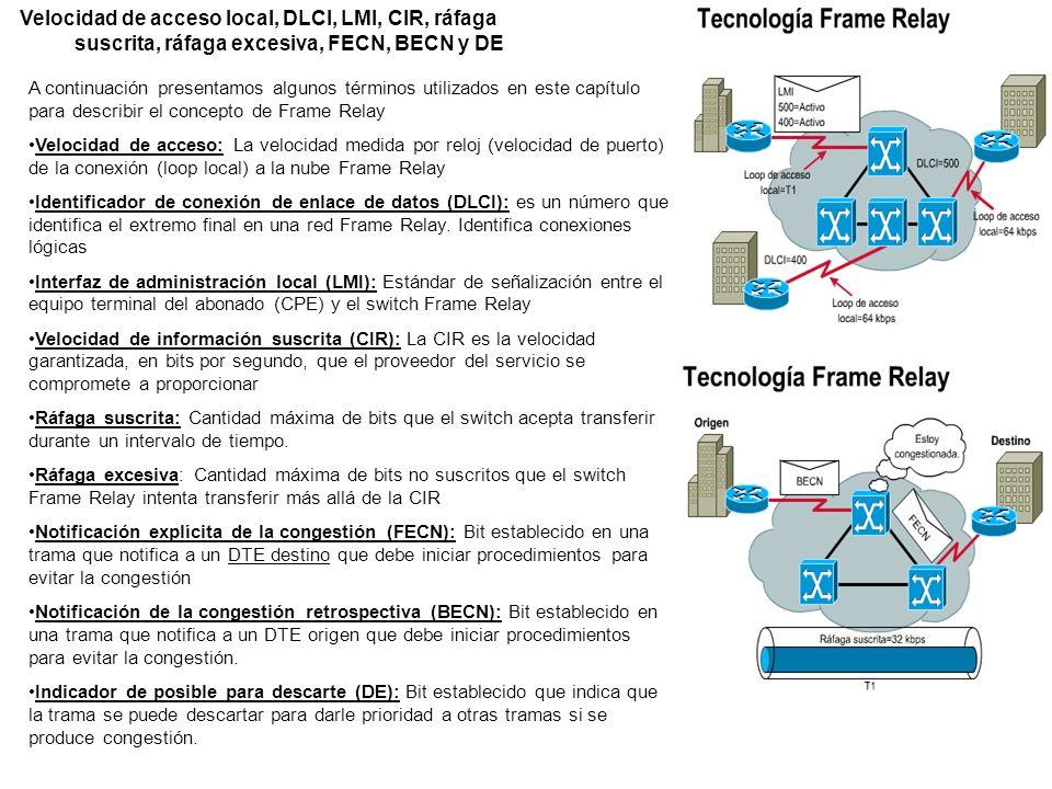 Redes Frame Relay. - ppt descargar