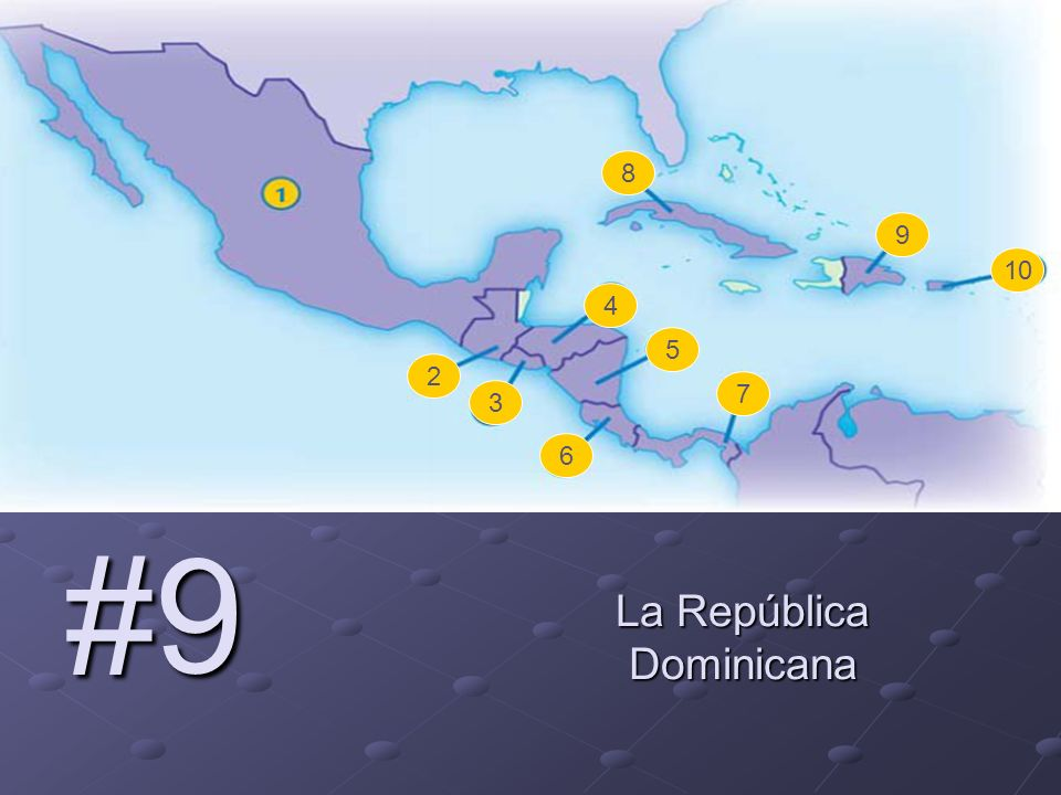 La República Dominicana