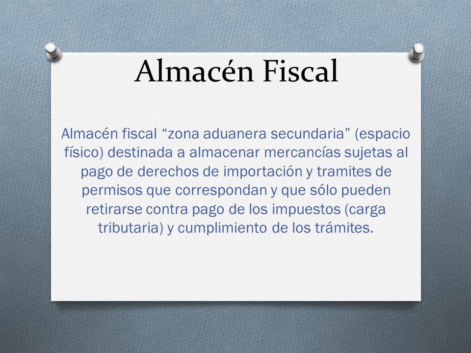 Almacén Fiscal