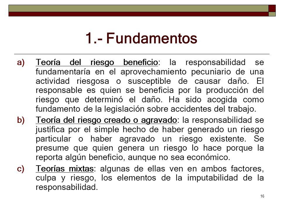 1.- Fundamentos