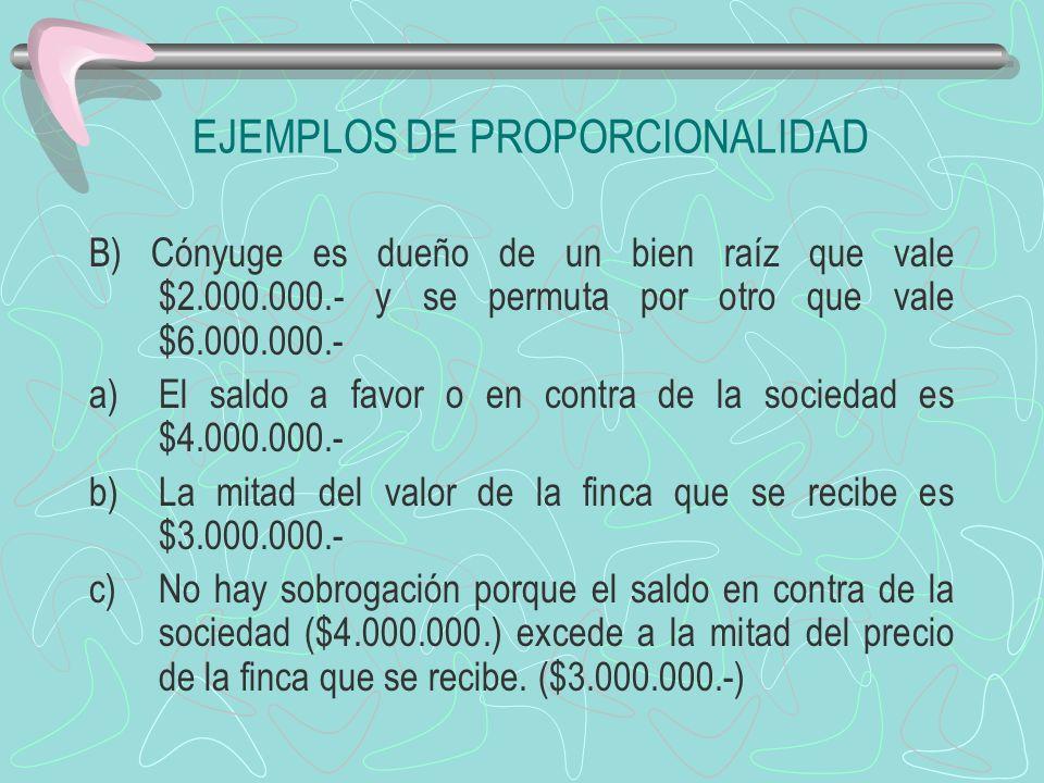 EJEMPLOS DE PROPORCIONALIDAD