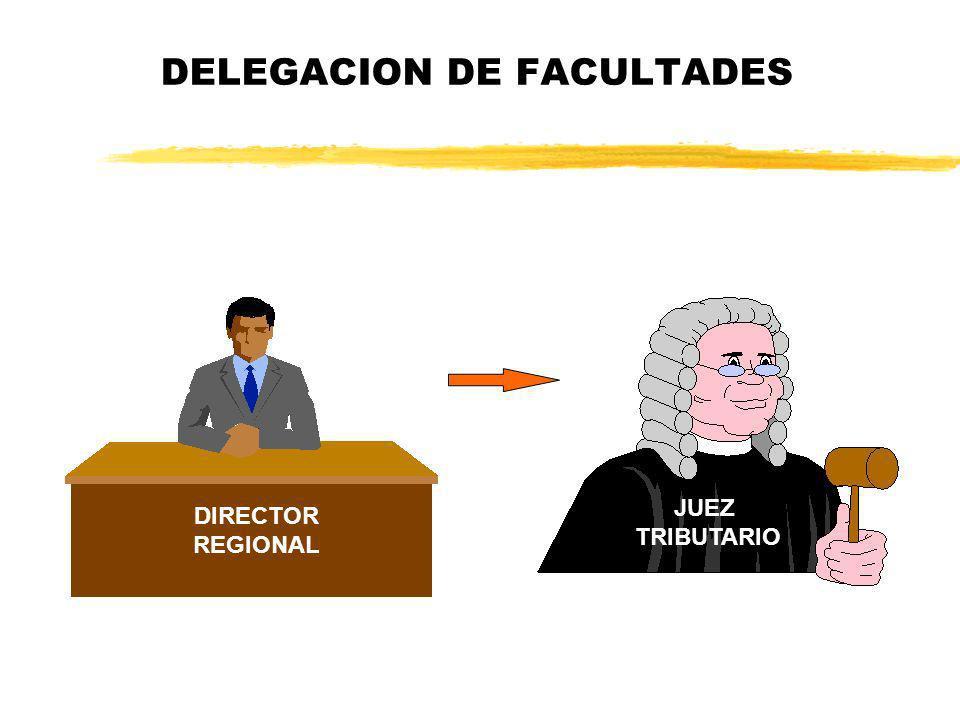 DELEGACION DE FACULTADES