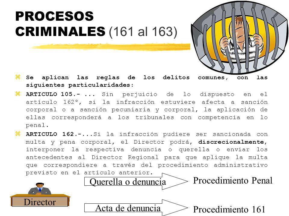 PROCESOS CRIMINALES (161 al 163)
