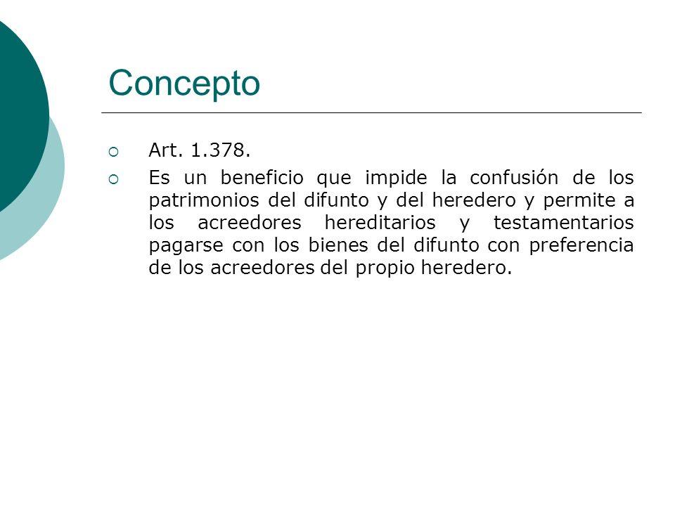 Concepto Art. 1.378.