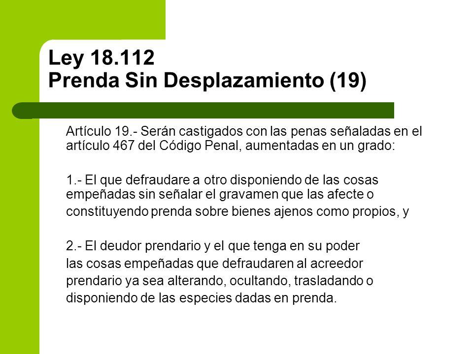 Ley 18.112 Prenda Sin Desplazamiento (19)