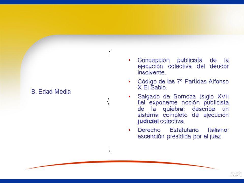 Concepción publicista de la ejecución colectiva del deudor insolvente.