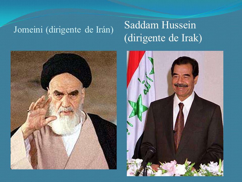 Saddam Hussein (dirigente de Irak)