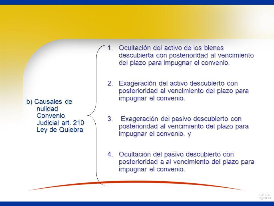 1. Ocultación del activo de los bienes descubierta con posterioridad al vencimiento del plazo para impugnar el convenio.