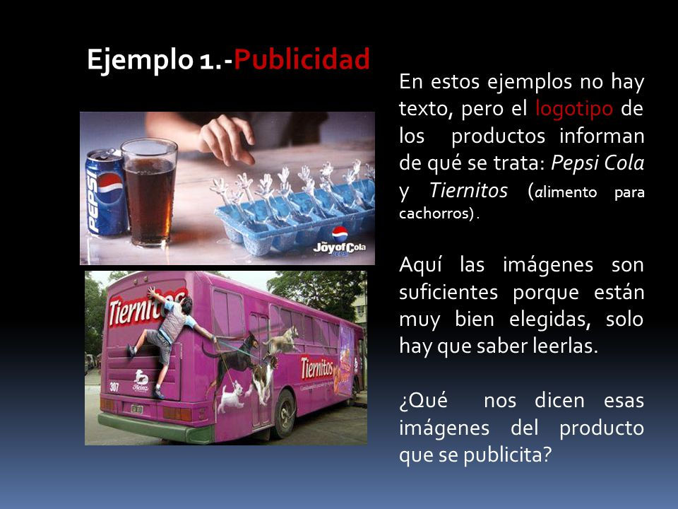 Ejemplo 1.-Publicidad