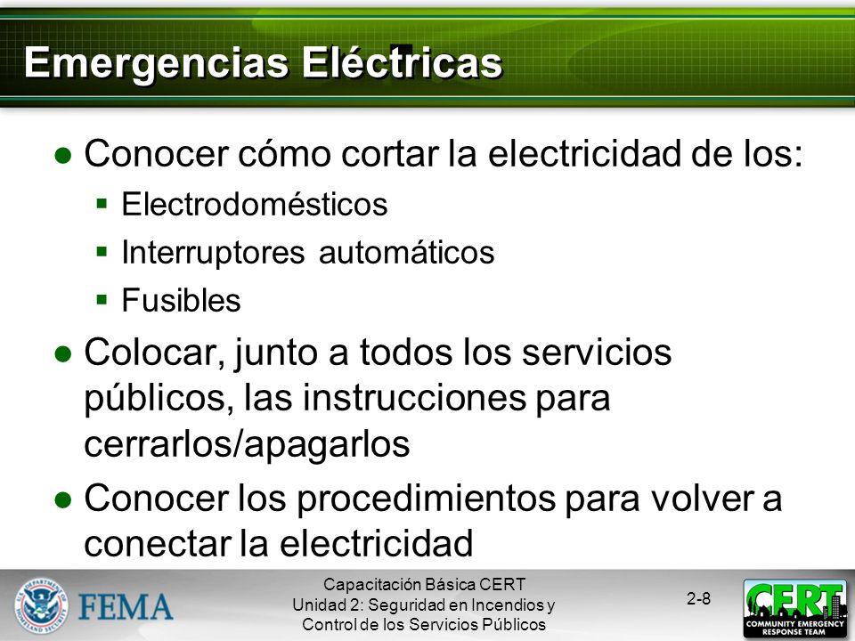 Emergencias Eléctricas